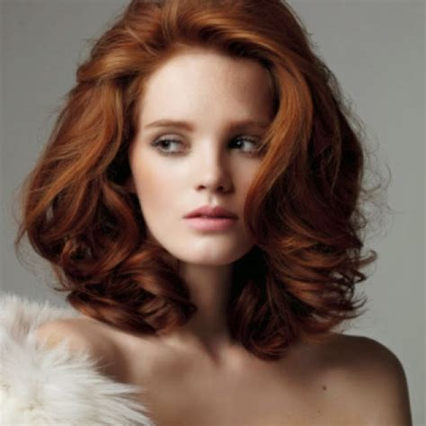 shoulder hairstyles with volume shoulder length red hair with bangs inspirational wodip com