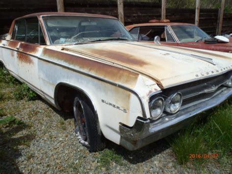 oldsmobile super   door ht