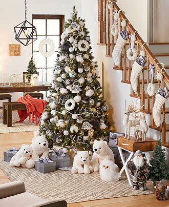macy home decor 3 holiday trends for making your home merry magic style shop