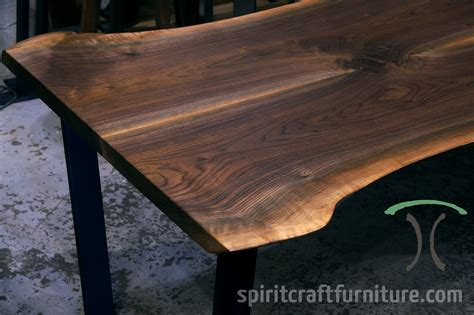 sustainable dining table live edge live edge slab dining tables walnut slabs and tops
