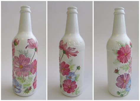 Decoupage Bottles - the world s catalog of ideas