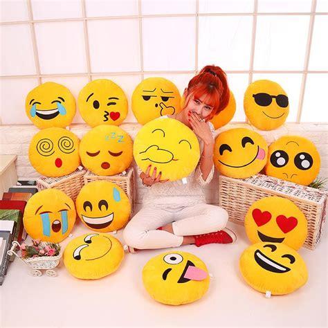 china doll emoji discount wholesale qq emoji plush dolls toys plush pillow