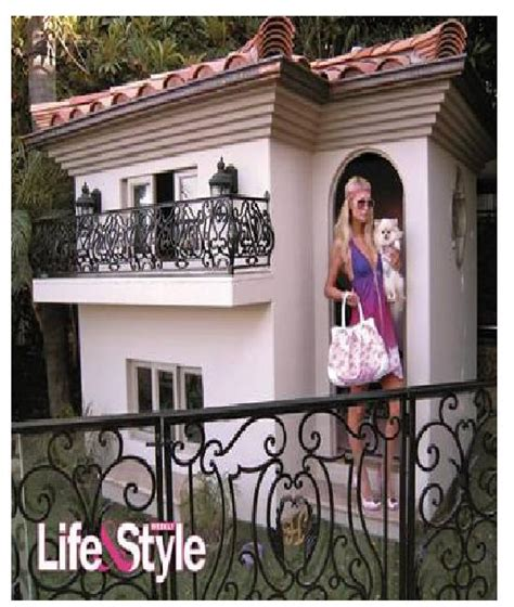 paris hilton dogs house paris hilton dog mansion house dog breeds picture