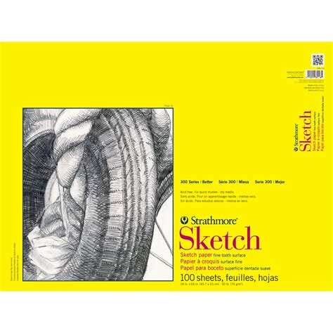 Gogh Drawing And Sketch Paper 40 Sheets 21 X 297 Cm 18 quot x 24 quot glue bound sketch pad