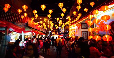 new year mainland china new year 2015 china town chiang mai thailand