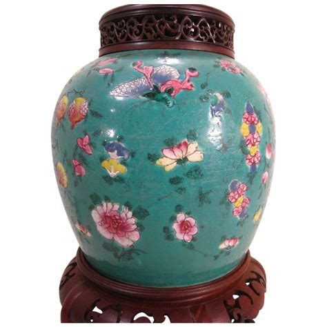 what is a ginger jar antique 19th century chinese porcelain ginger jar monted