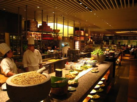 straits kitchen singapore food buffet must try their