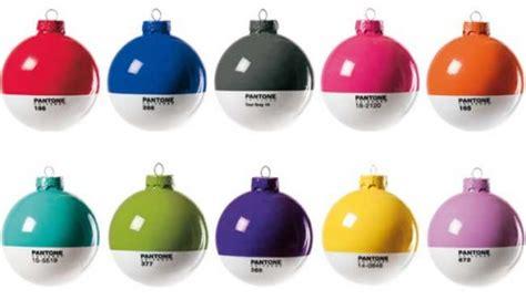 obnoxious christmas ornaments pantone tree ornaments