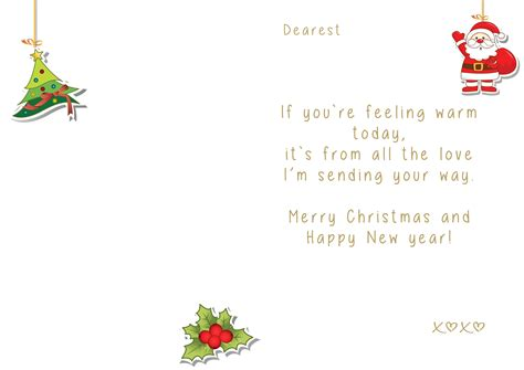 printable christmas card messages inside christmas card message christmas lights card and