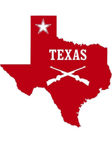 state pictures texas lone star state crossed guns sticker u s custom