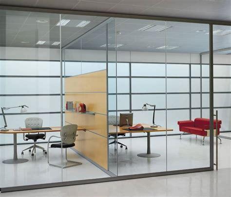 muri in vetro per interni caratteristiche delle pareti di vetro le pareti