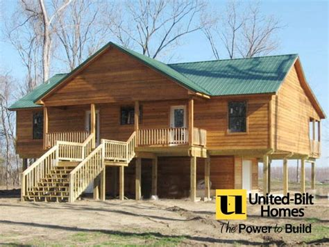 gallery of homes united bilt homes more stilt homes