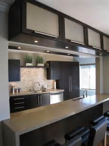 Modern Kitchen Cabinets by Contemporary Kitchen Cabinets For A Posh And Sleek Finish