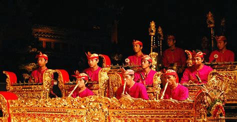 Gamelan Balinese Traditional Music