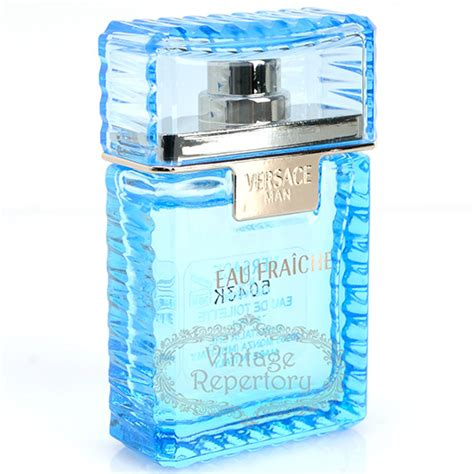 man eau fraiche by versace edt mini perfume cologne for mens 017 oz versace man eau fraiche eau de toilette 5 ml mens cologne