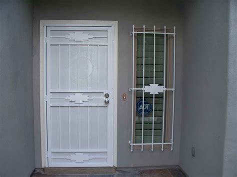 Patio Doors Las Vegas by All Custom Iron Security Doors All Custom Iron