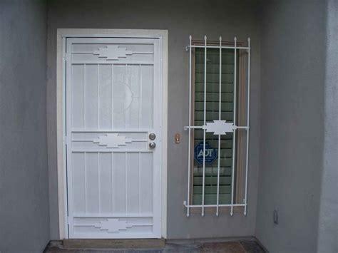all custom iron security doors all custom iron
