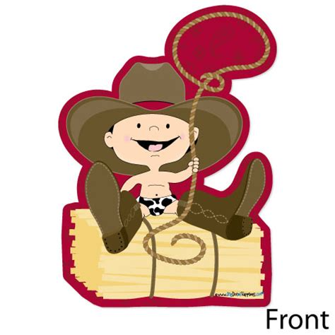 Baby Shower Cowboy by Cowboy Baby Cake Ideas And Designs