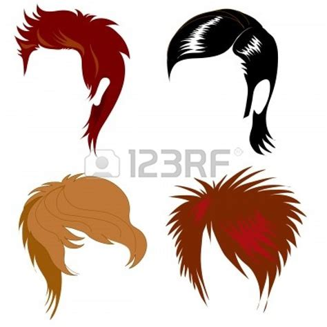 black hairstyle books free black hair clipart mens hair pencil and in color black