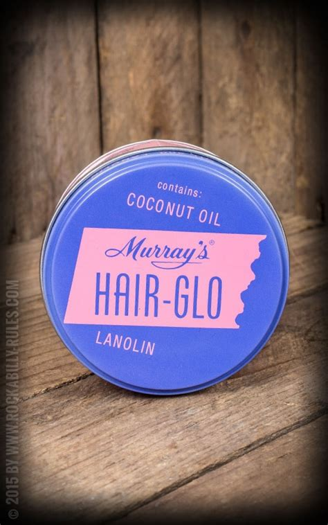 Pomade Hair Glo murray s pomade haarpomade mit tradition hair glo