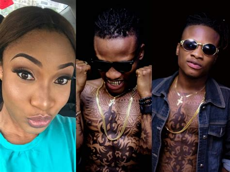 is it a sin to have tattoos tonto dikeh s artist bizzyaski discloses the