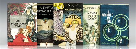A Wrinkle In Time Madeleine L Engle First Edition