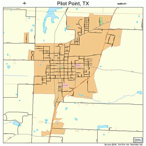 map of pilot point texas pilot point tx pictures posters news and on your pursuit hobbies interests and worries