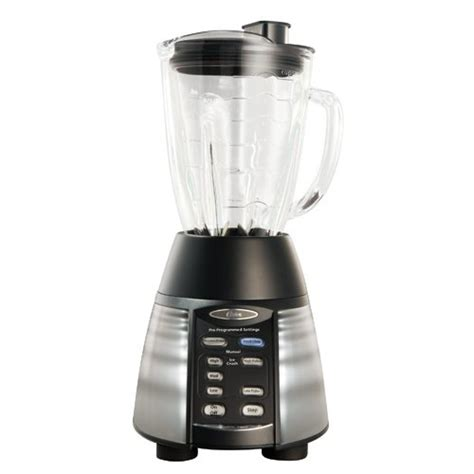 Panasonic Blender Glass 1 3 Liter 2 In1 Mxgx1462 oster bvlb07 z counterforms 3 speed 2 in 1 blender food processor combo with 48 ounce glass jar
