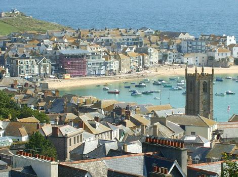 St Yves Uk 37 by Cornwall In Pictures St Ives