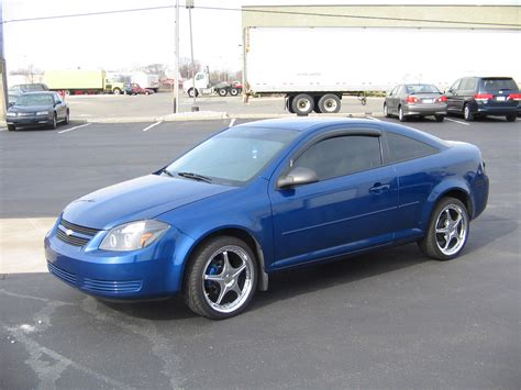 bluechevycobalt2 2005 chevrolet cobalt specs photos