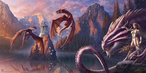 Behance Login by Dragon Valley By Kerembeyit On Deviantart