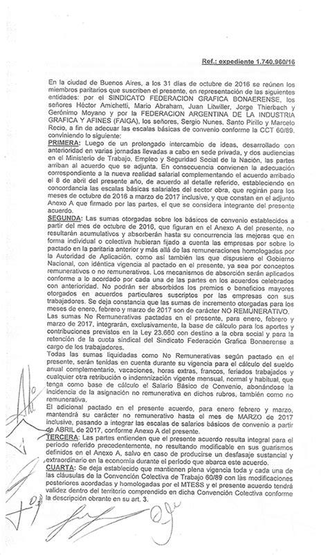 acuerdo salarial docente 2016 acuerdo salarial docente misiones marzo 2016 escala