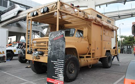 survival truck top five vehicles to survive the mayan apocalypse photo