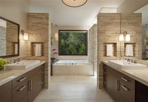 split bathroom design noce tumbled split face travertine kitchen traditional