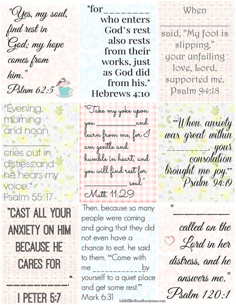 printable biblical quotes printable bible verses and quotes quotesgram