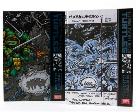 mutant turtles the idw collection volume 2 idw limited explodes from the sewers with another