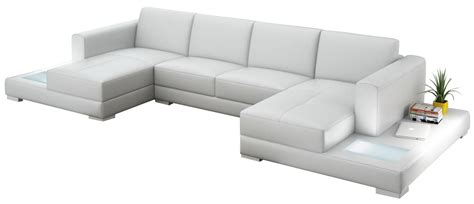 Double Chaise Sectional Sofas: Type and Finishing   HomesFeed