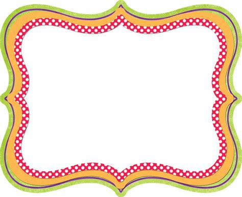 11 best frames images on pinterest stencil frames and frame clipart teacher pencil and in color frame clipart