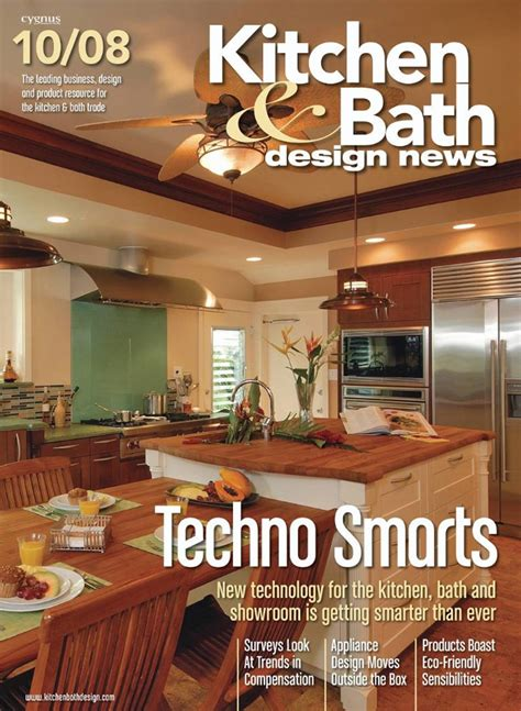 kitchen magazines free kitchen bath design news magazine the green head