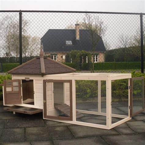 gabbie per polli nome pollaio abiance in legno con recinti 200 cm