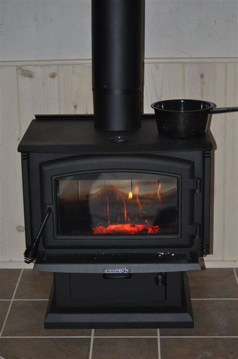 Small Mobile Home Furnace Wood Stove For Heating Our Small House 840 Sf