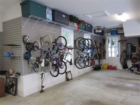 Garage Organization Hanging Garage Organization Ideas To Improve Your Garage S Function