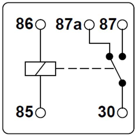 Diagram For Relay Technical Diagrams