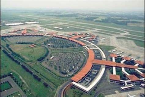 layout runway bandara soekarno hatta perluasan bandara soetta baru tahap pengumpulan data