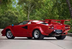 Lamborghini Countach 5000qv 1985 Lamborghini Countach 5000qv Specifications Photo