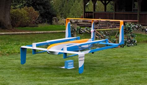 amazon drone amazon and jeremy clarkson hint at the future of delivery