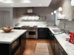 Countertops For Kitchen Marble Kitchen Countertops Are Coming Back