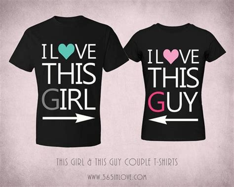 Matching Shirts For Couples Matching T Shirt Black Tops With Typography