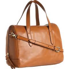 Tas Fossil Sudney Satchel Multi Brown fossil sydney satchel 6pm