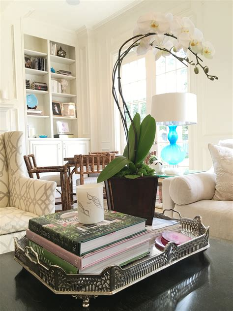 interior design coffee table styling tips the lush list
